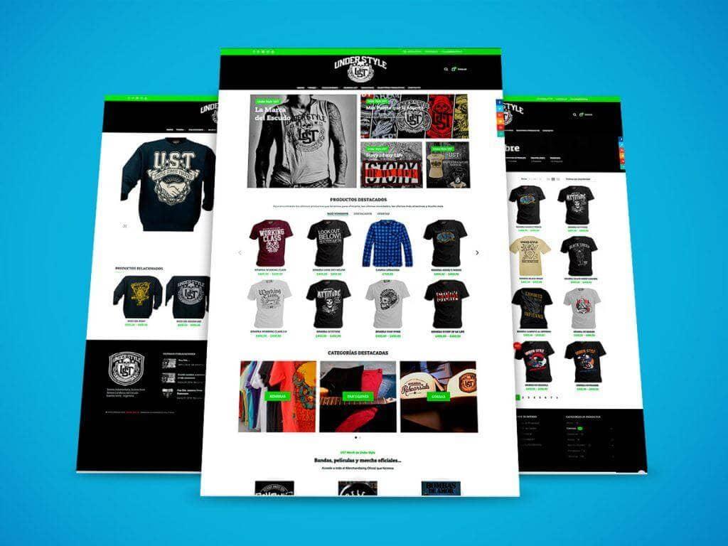 Diseño Web UnderStyle