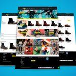Diseño Web Dr. Martens