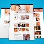 Diseño Web Maria Rivolta